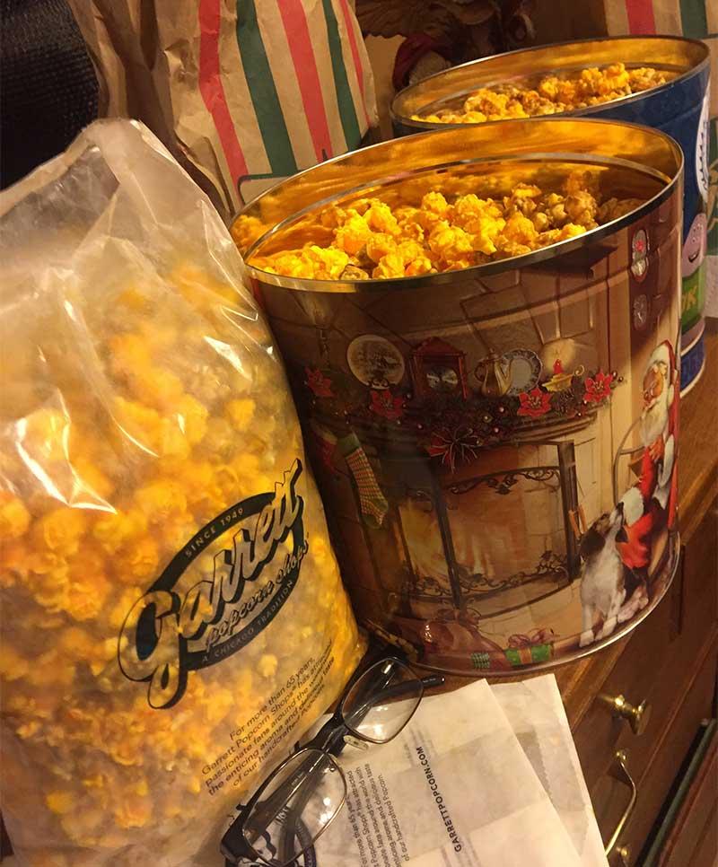 garretts popcorn, paint and sip oak park, saving money, frugal, cheap