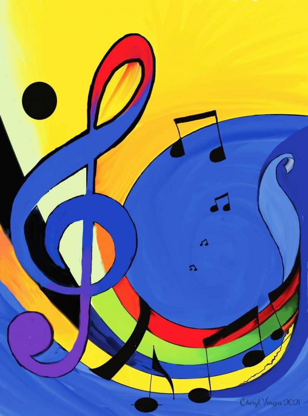 color of music by cheryl vargas